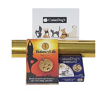 Family/Gift Pack - CatanDog's Zamak Tag & MagiTag